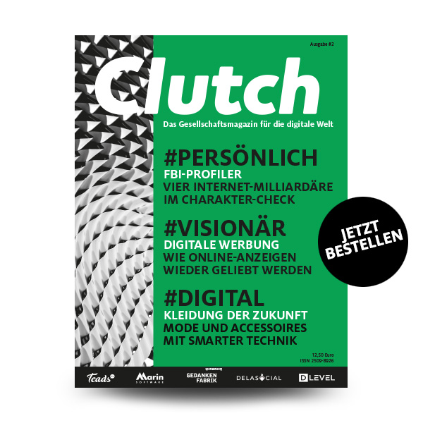 Clutch Magazin #2