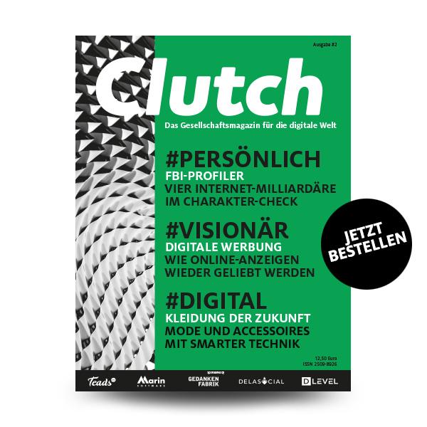 Clutch Magazin #2