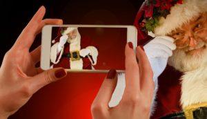 Google Shopping Mobile Weihnachten